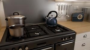 キッチン素材