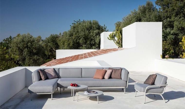 salon de jardin bas design luxe baza starling