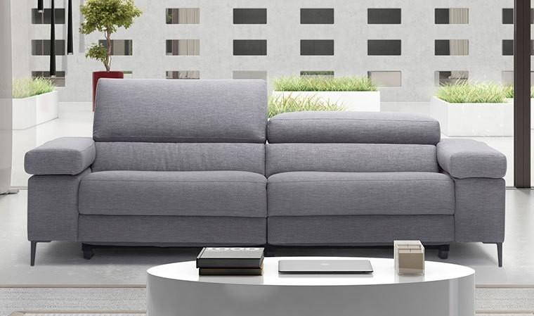canape design en tissu 2 places grand confort lima