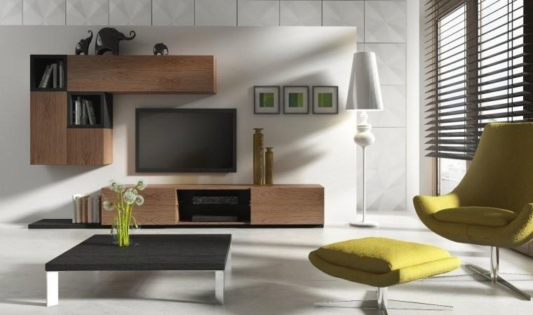 Meuble TV Bas NOTTE A Mobilier Pour Salon Design
