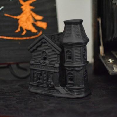 Halloween Spooky Town