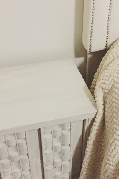 Nightstand Beachy Makeover