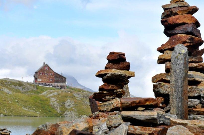 die Nossberger Hütte