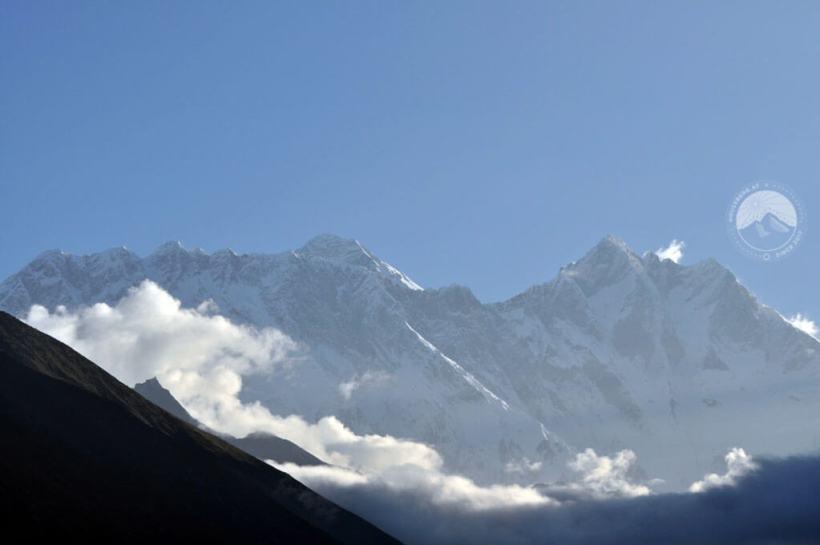 Everest Lhotse Tengboche