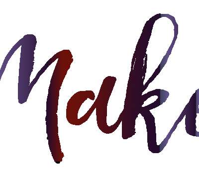 Hello 2016 – My Word of the Year is Make