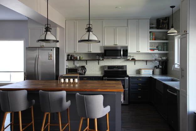 Kitchen Makeover Reveal | House by t