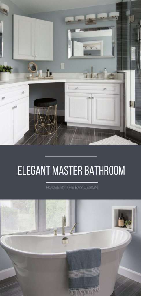 Master Bathroom Ensuite Collage
