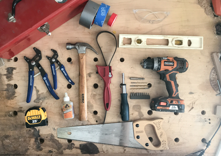The complete toolbox | Essential tools for homeowners and renters