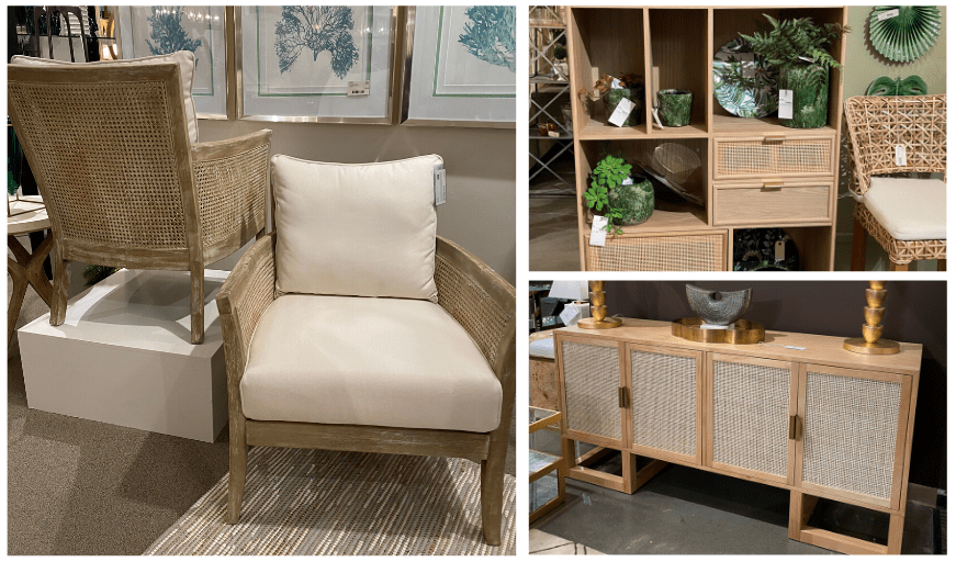 Cane and Wicker Furniture