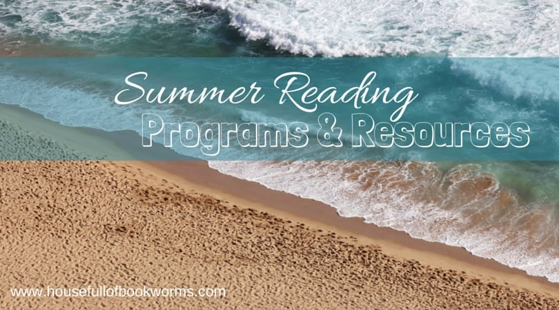 14 Summer Reading Programs and Resources