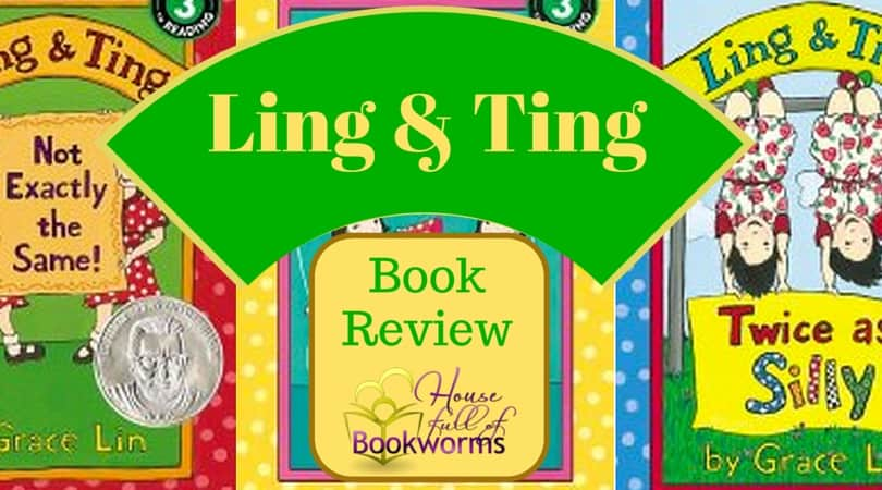 Ling and Ting Books for Early Readers