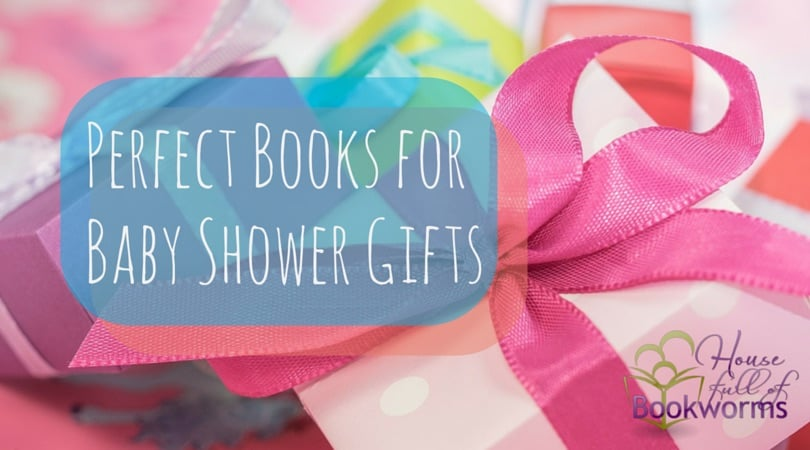 baby shower gift books