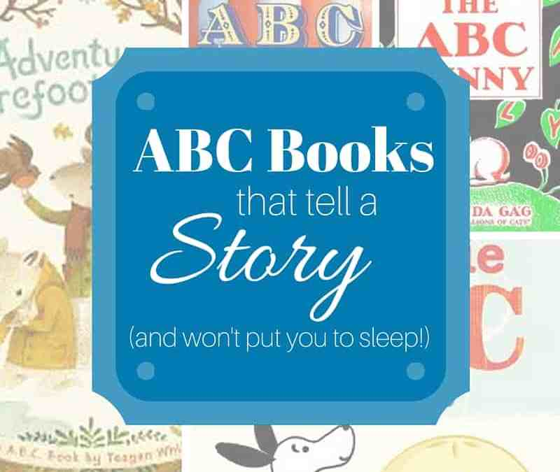 ABC Books That Tell A Story