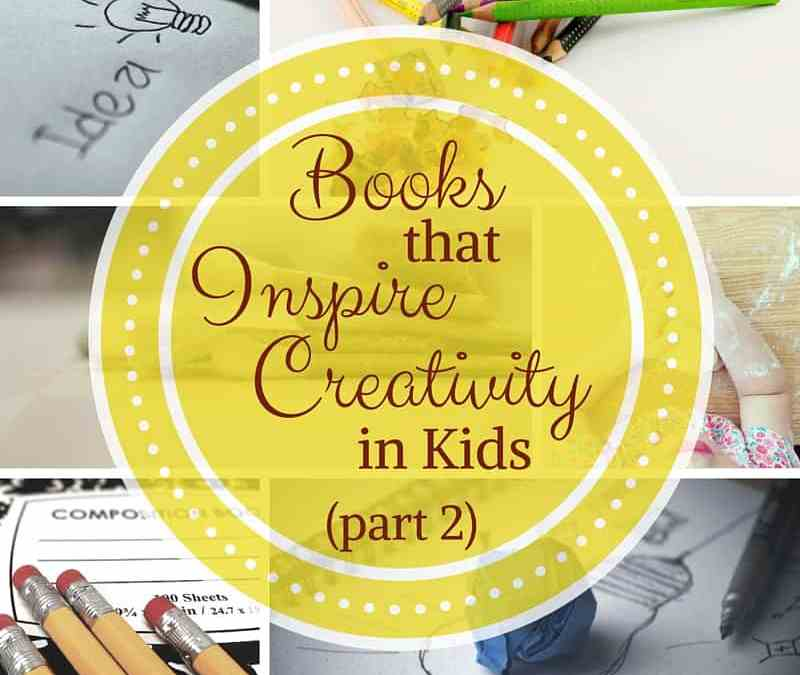 books that inspire creativity part 2