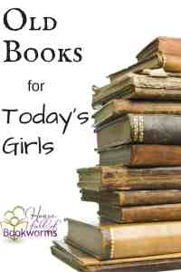 old books for girls
