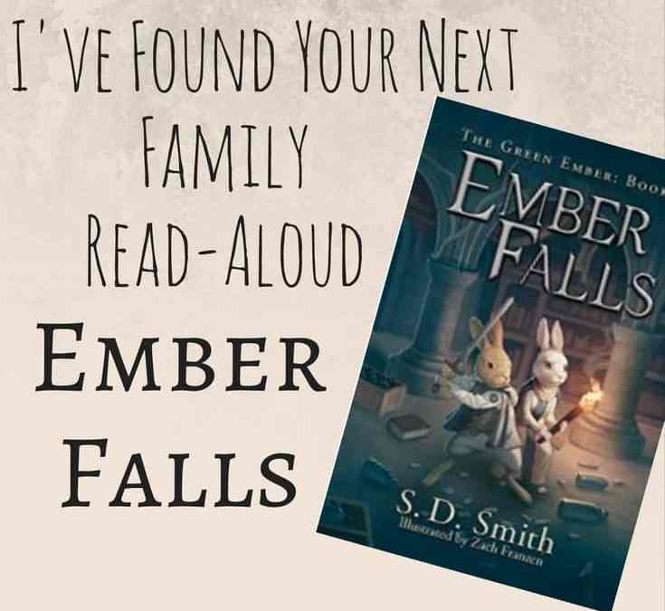 Ember Falls: your next family read-aloud