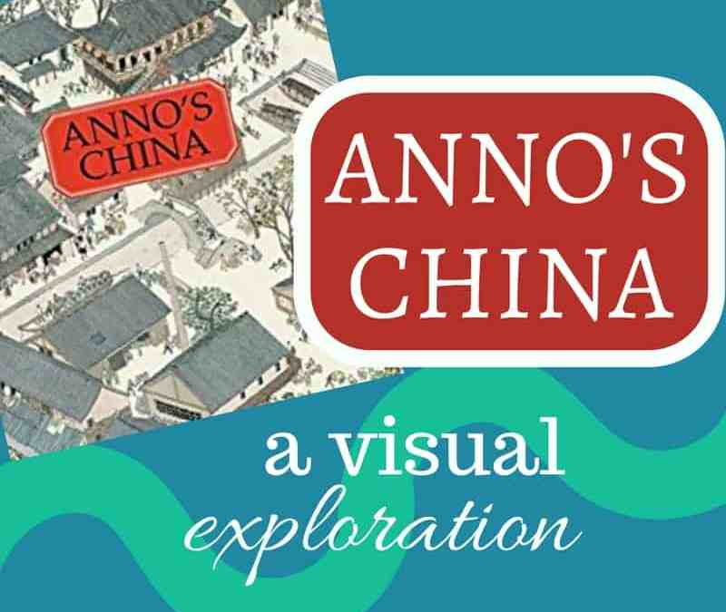 Anno's China is a beautiful visual exploration of China