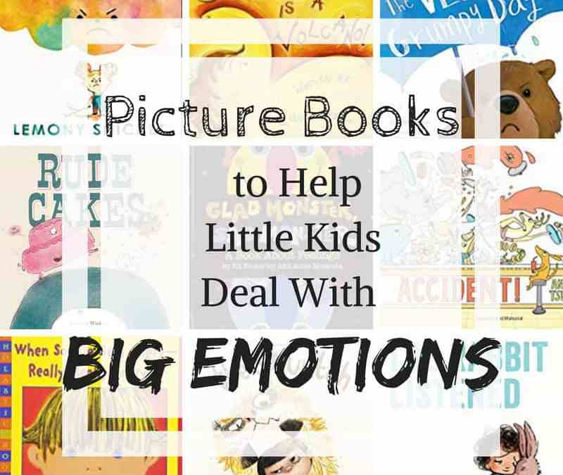 Big emotions for little kids