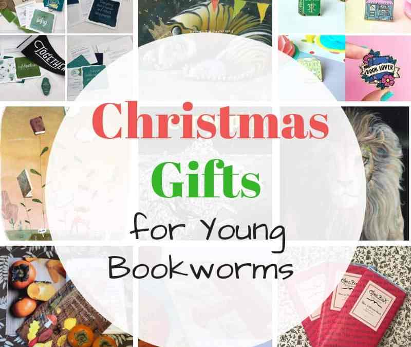 Christmas gifts for young bookworms 2018