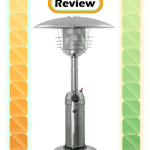 AZ 11,000 BTU Table Top Stainless Steel Patio Heater Review