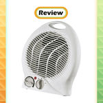 Optimus H-1322 Portable 2-Speed Fan Heater Review