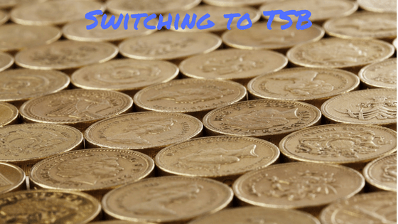 TSB current account switch