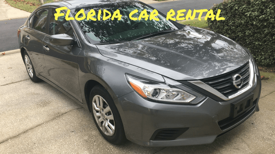 a guide to car hire florida and filling up in orlando