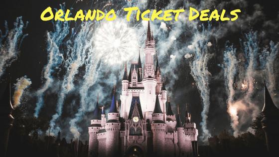 orlando attraction tickets