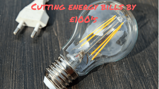 changing energy supplier