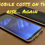 mobile phone price rise