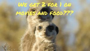 meerkat 2 for 1