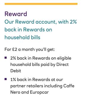 natwest reward account