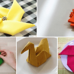 Fancy Ways To Fold Paper Serviettes Household Plastic