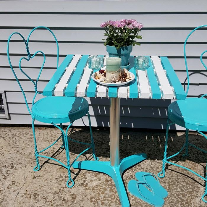 diy-beach-style-bistro-table