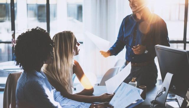 real estate agent partnership