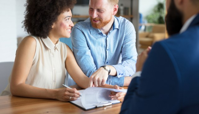 improving credit to buy a house