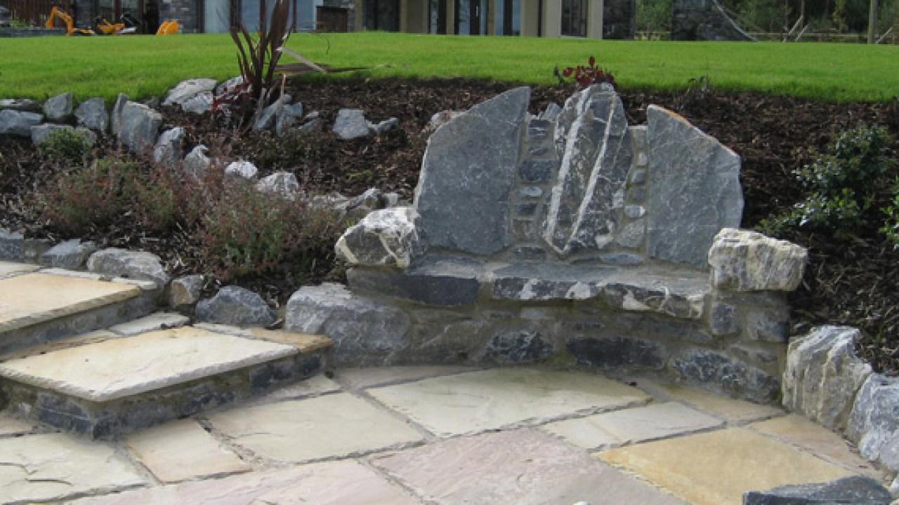 stone patio ideas | stone patio pictures | houselogic