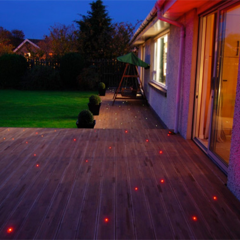 deck lighting ideas deck railing