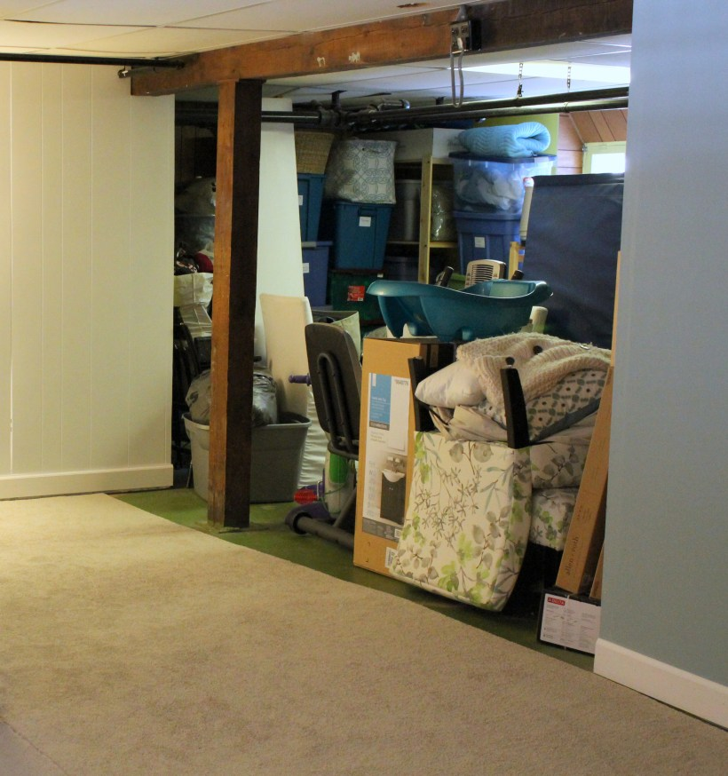basement storage ideas attic storage