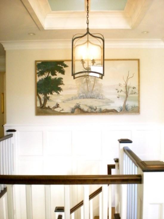 13 interior stair case light