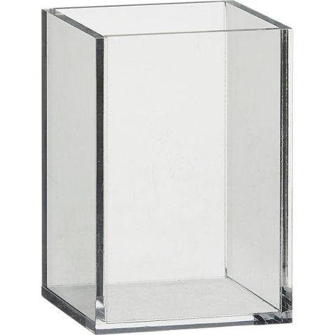 Contenitore trasparente