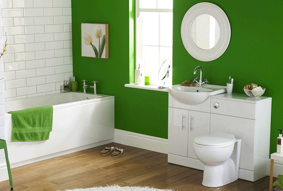 Colori e idee per arredare il bagno di casa - Idee originali per arredare casa ...