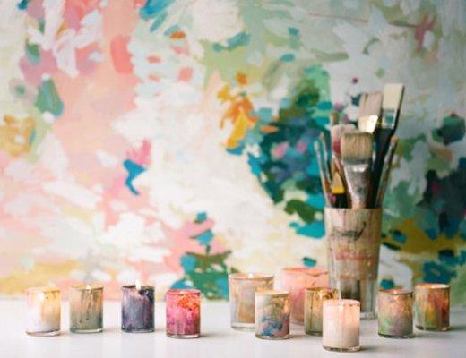 Idee Quadri Da Dipingere : Quadri fai da te: 10 idee per scatenare la fantasia