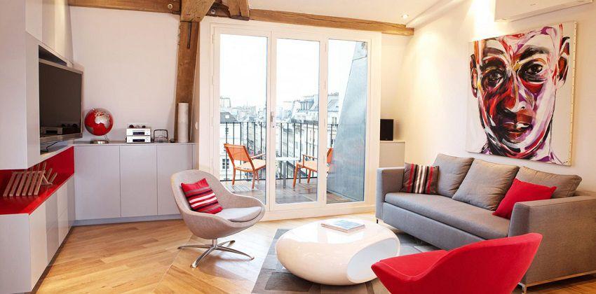 Come organizzare gli spazi in un appartamento piccolo - Come organizzare gli spazi in cucina ...