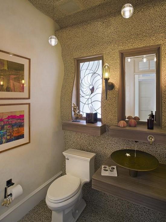 Arredare la stanza da bagno in stile marinaro on Stanza Da Bagno  id=65800