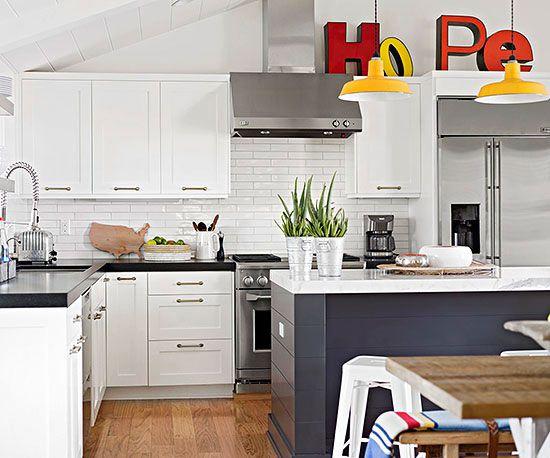 Decorare la cucina con i consigli di house mag - Arredare la cucina ...