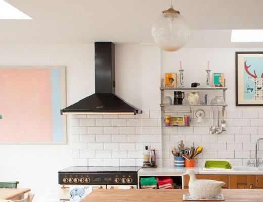 Come organizzare una cucina piccola - Decorare la cucina ...