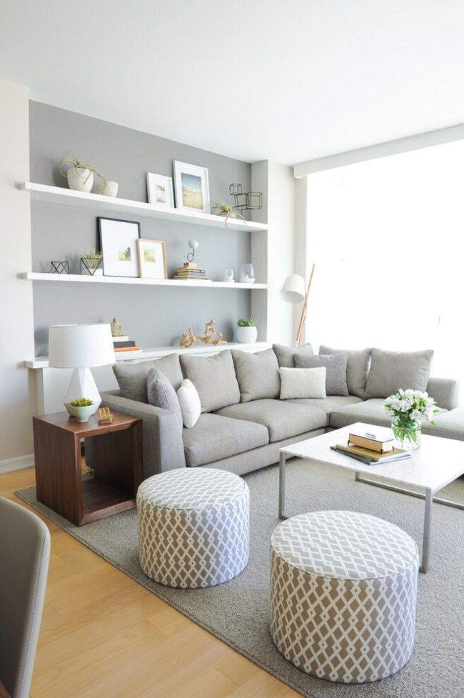 organizzare living room 2