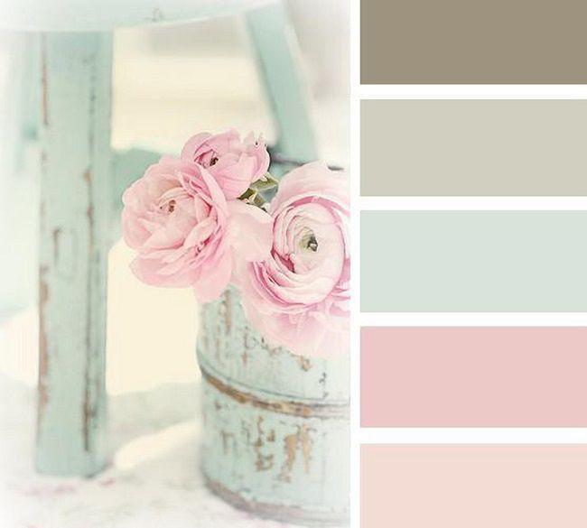 palette shabby chic