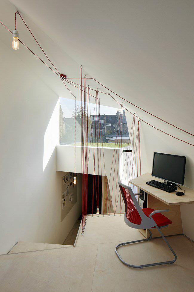 the green studio londra ufficio sostenibile 6